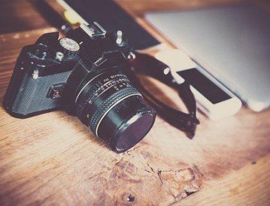 Les différents types d'appareils photo