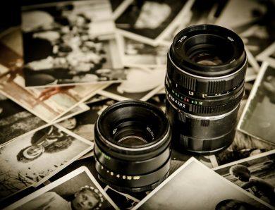 Rester concentrer sur l'objectif pour prendre de bonnes photos.