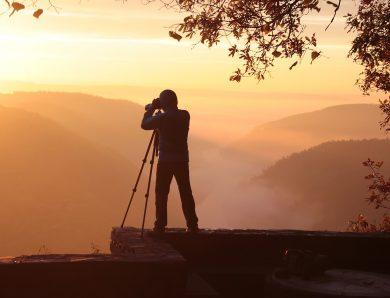 Prendre une bonne photo est une question de précision.