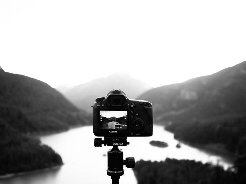 La photographie numérique ou moderne
